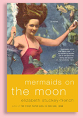 Book Cover - Mermaids on the Moon
