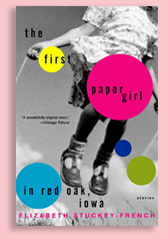 Book Cover - The First Paper Girl